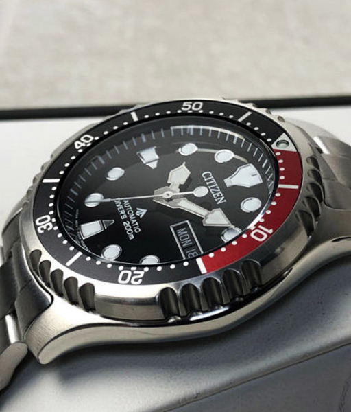 Ceas Citizen Promaster Automatic Divers NY0085-86EE 4