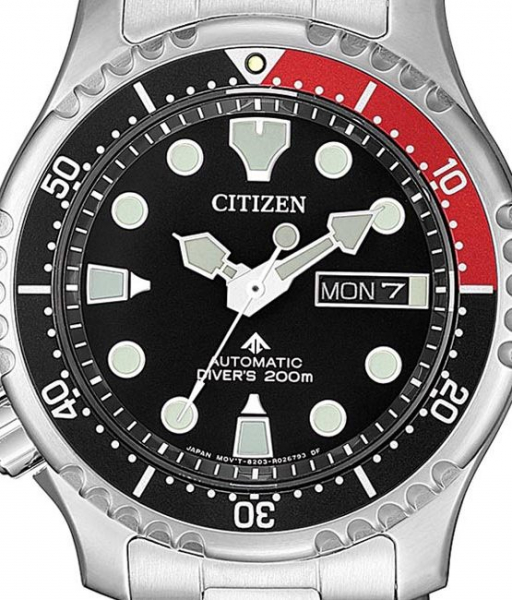 Ceas Citizen Promaster Automatic Divers NY0085-86EE [1]