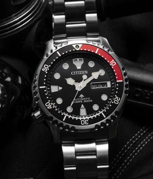 Ceas Citizen Promaster Automatic Divers NY0085-86EE 2