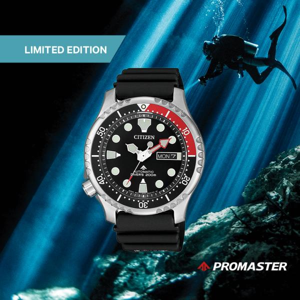 Ceas Citizen Promaster Automatic Divers NY0086-16LE 6