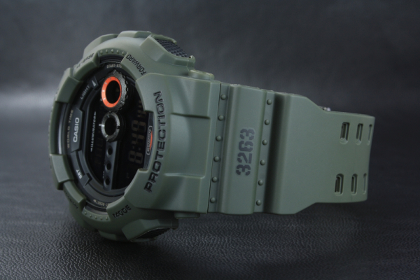 Ceas Casio G-Shock GD-100MS-3ER 2