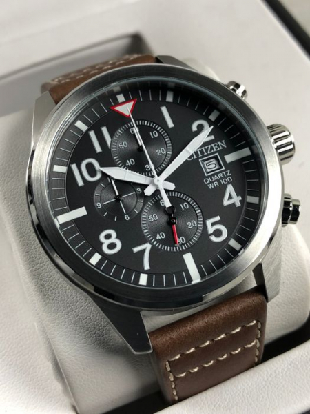 Ceas Citizen Chrono AN3620-01H 4