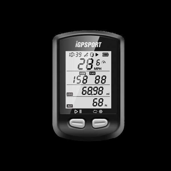 Ciclocomputer GPS iGS 10 0