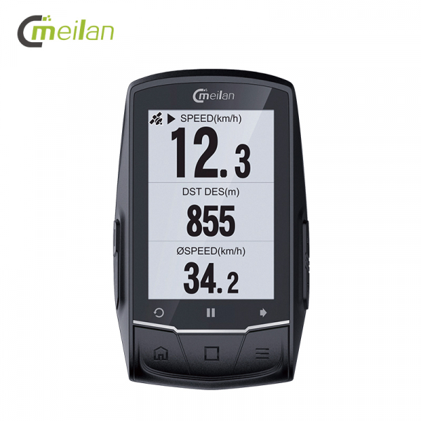 Ciclocomputer cu GPS Meilan M1 [0]