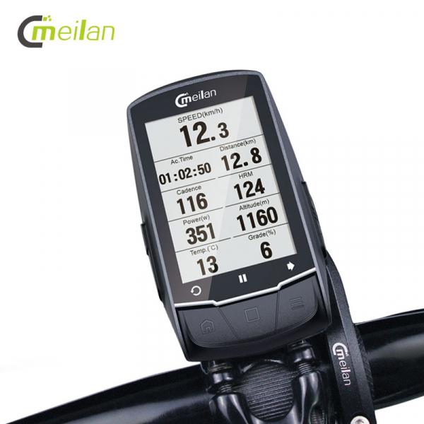 Ciclocomputer cu GPS Meilan M1 [2]