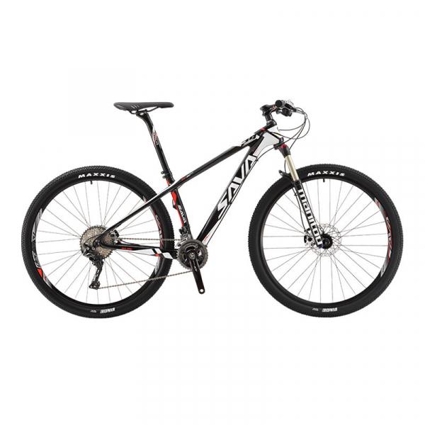 "Bicicleta Carbon  SAVA MTB Deck 300   29"" 2"