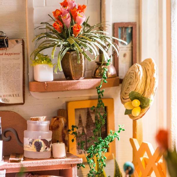 Casa cu flori a lui Miller 1