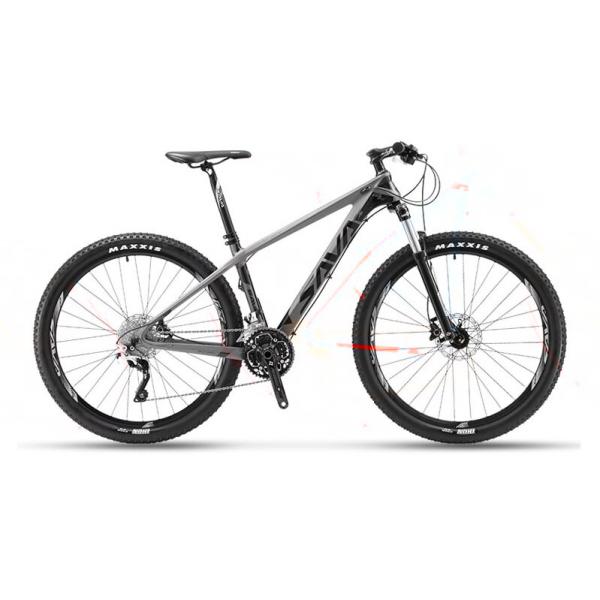 Bicicleta carbon MTB SAVA 27.5'' DECK 300 3