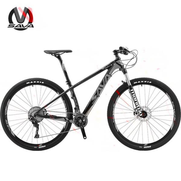 "Bicicleta Carbon  SAVA MTB Deck 300   29"" 0"