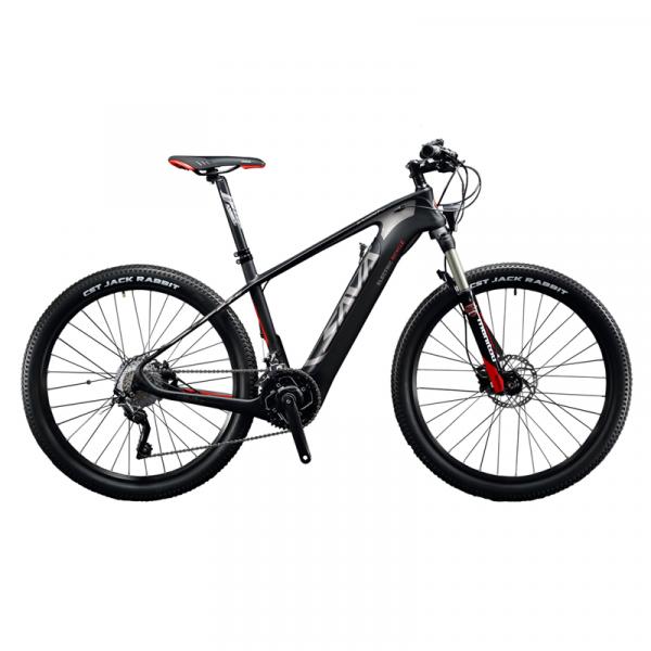 Bicicleta electrica SAVA (cadru carbon) 0