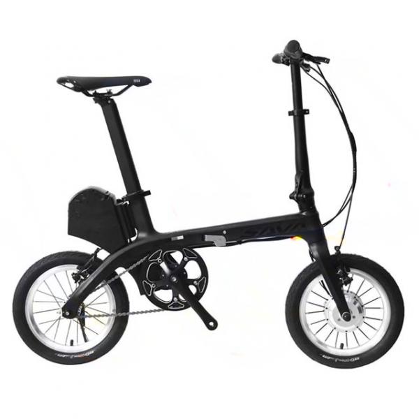 Bicicleta electrica Sava