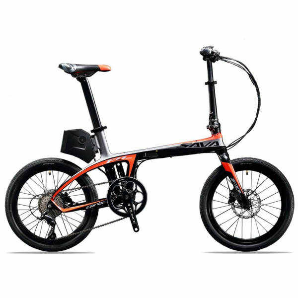 Bicicleta electrica SAVA  E‐Folding Bike  E6 – 9S 0
