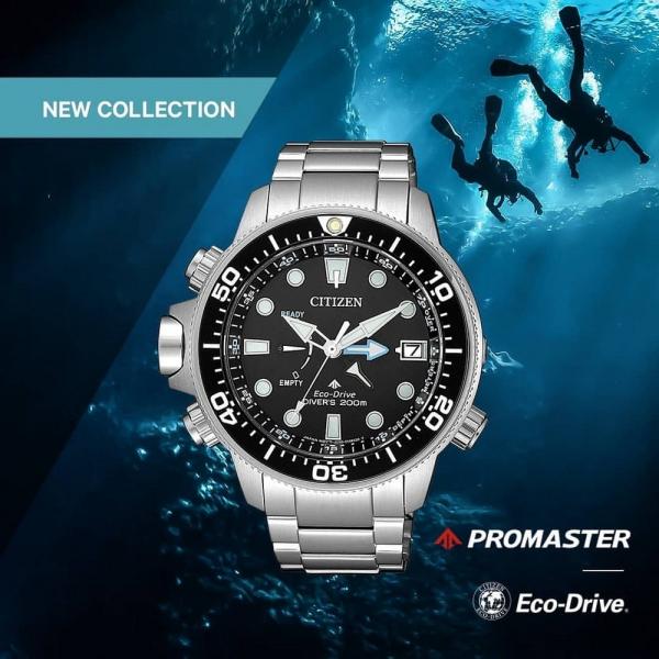 Ceas Citizen Promaster Eco-Drive BN2031-85E 8