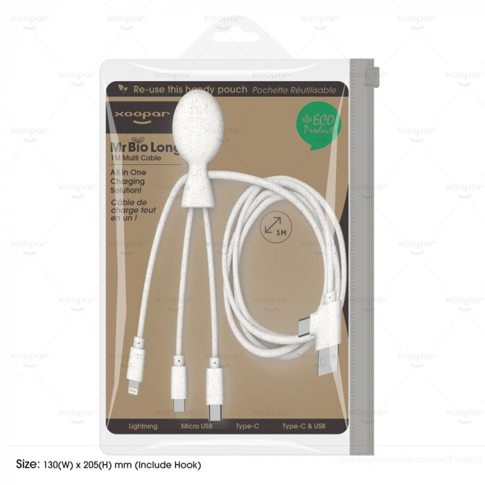 Cablu universal Xoopar Mr BIO [3]