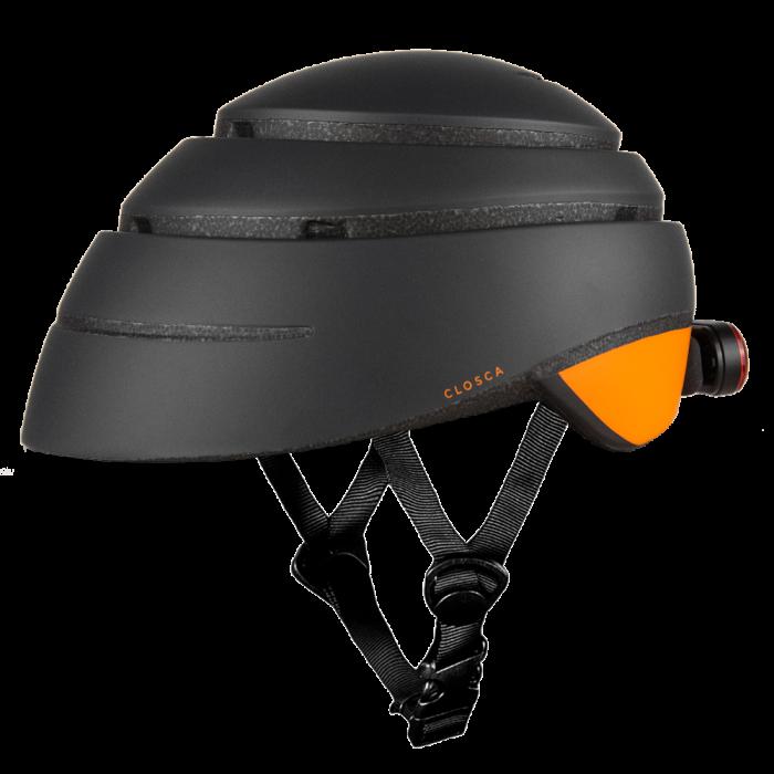 Casca de protectie pliabila pentru bicicleta Closca Loop Light Kit [0]