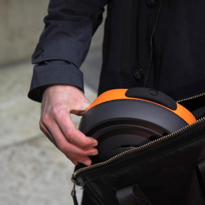 Casca de protectie pliabila pentru bicicleta Closca Loop Light Kit [5]