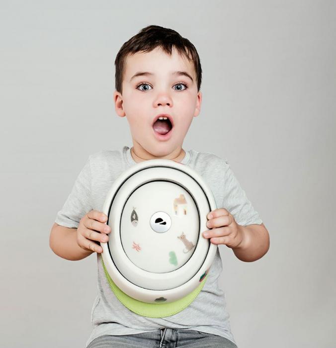 Casca de protectie pliabila pentru copii Closca Kids [2]