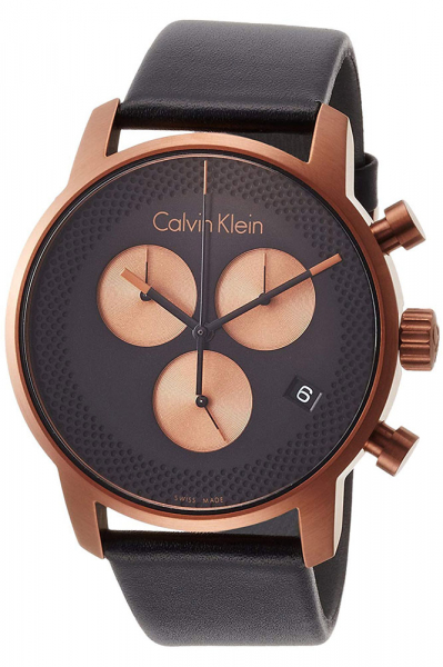 Ceas barbatesc Calvin Klein City K2G17TC1 0