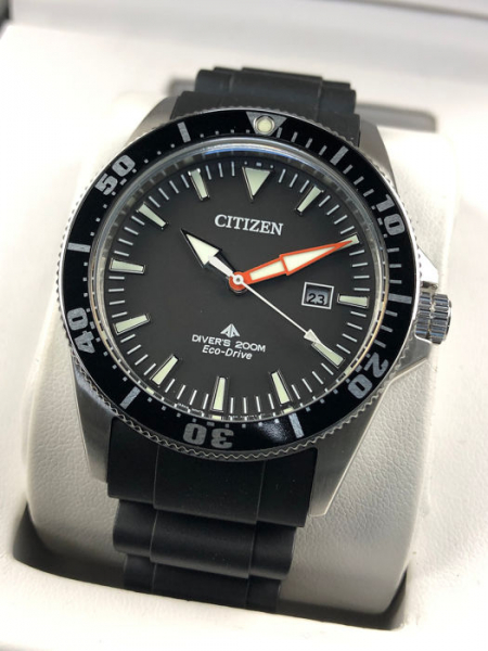 Ceas Barbatesc Citizen Promaster Eco-Drive BN0100-42E 1