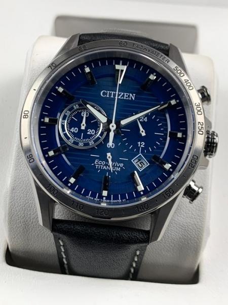 Ceas Barbati Citizen Chrono Eco-Drive CA4440-16L 3