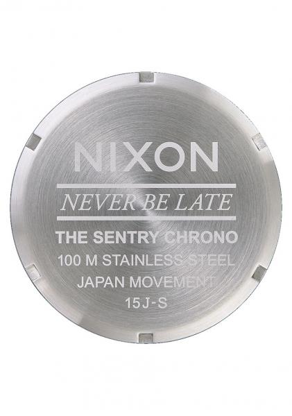 Ceas Barbati NIXON SENTRY CHRONO A386-000 3