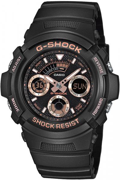 Ceas Casio G-Shock AW-591GBX-1A4ER 0
