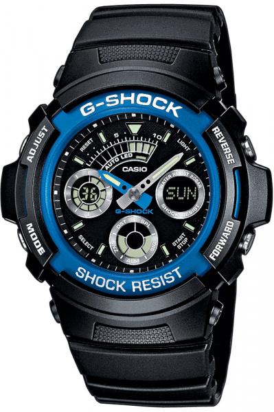 Ceas Casio G-Shock AW-591-2A 0