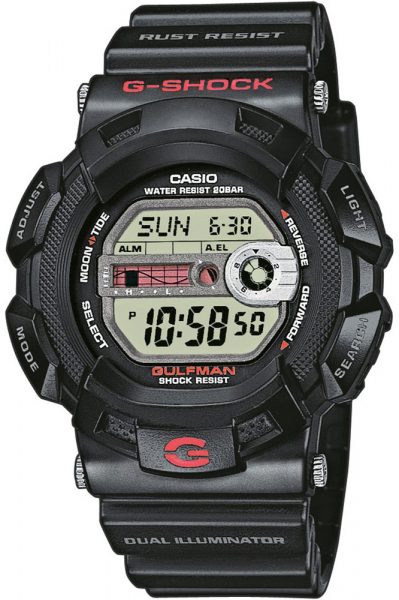 Ceas  Casio G-Shock G-9100-1E 0