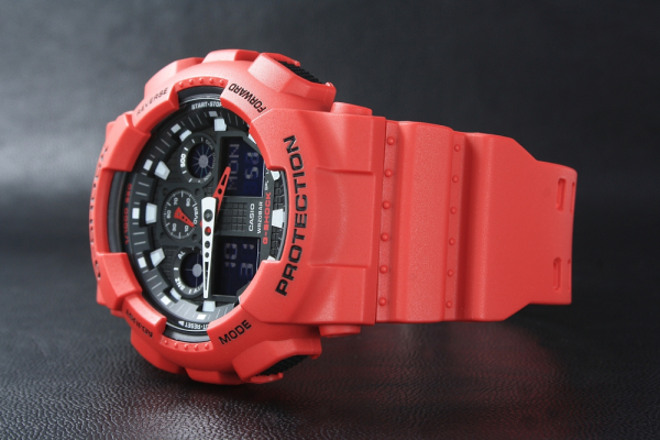 Ceas Casio G-Shock GD-100MS-3ER 3