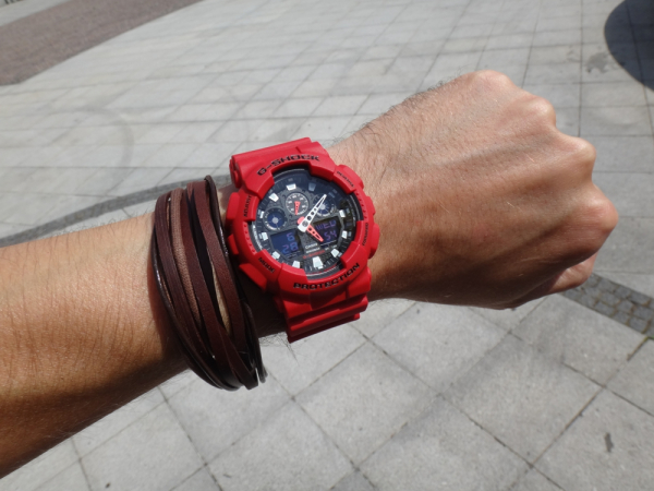 Ceas Casio G-Shock GD-100MS-3ER 1