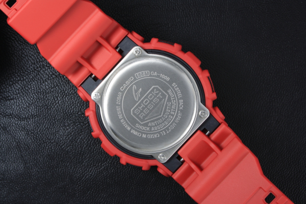 Ceas Casio G-Shock GD-100MS-3ER 6