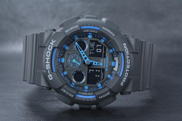 Ceas Casio G-Shock GA-100-1A2ER 1