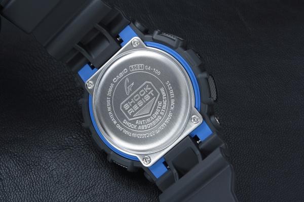 Ceas Casio G-Shock GA-100-1A2ER 5