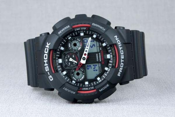 Ceas Casio G-Shock GA-100-1A4ER 1