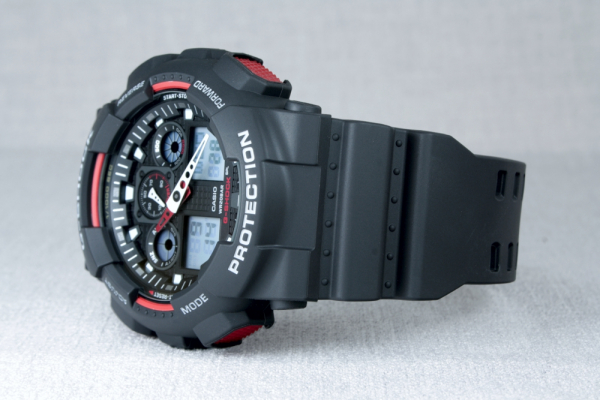 Ceas Casio G-Shock GA-100-1A4ER 2