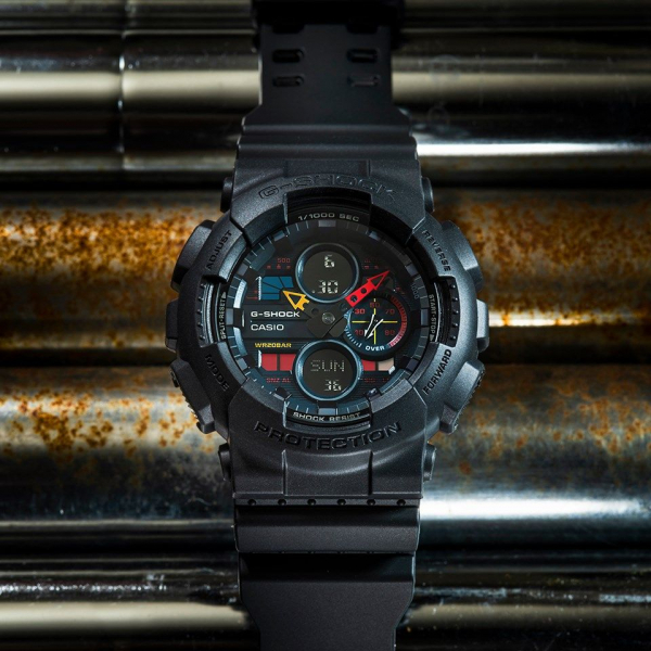 Ceas Casio G-Shock GA-140BMC-1AER 1