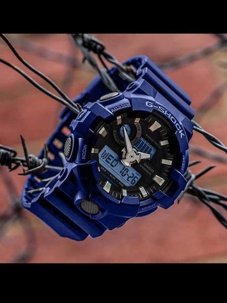 Ceas Casio G-Shock GA-700-2AER 5