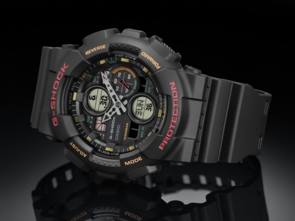 Ceas Casio G-Shock GA-140-1A1ER 1