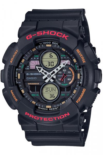 Ceas Casio G-Shock GA-140-1A4ER 0