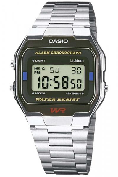 Ceas Casio Retro Vintage A163WA-1Q 0