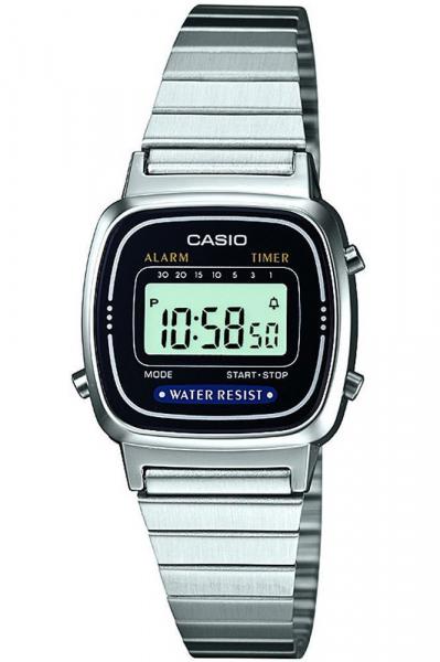 Ceas Casio Retro Vintage LA-670WEA-1EF 0