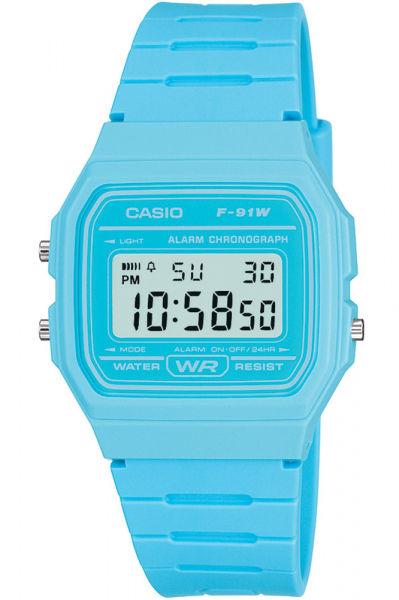 Ceas Casio Retro Vintage F-91WC-2AEF 0