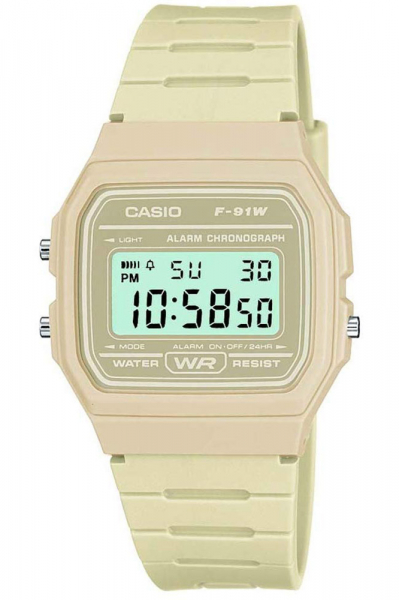 Ceas Casio Retro Vintage F-91WC-8AEF 0