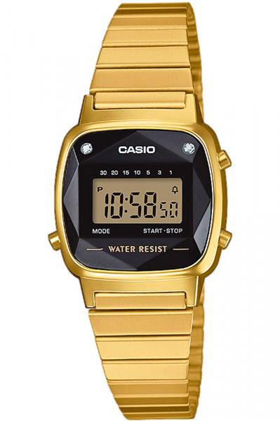 Ceas Casio Retro Vintage LA670WEGD-1EF [0]
