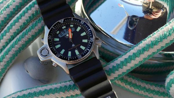 Ceas Scufundari Citizen Promaster Marine Diver JP2000-08E 3