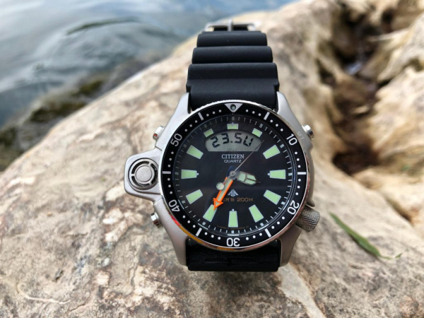 Ceas Scufundari Citizen Promaster Marine Diver JP2000-08E 1