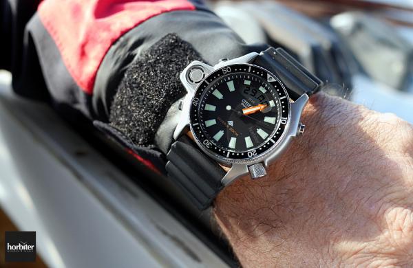 Ceas Scufundari Citizen Promaster Marine Diver JP2000-08E 2