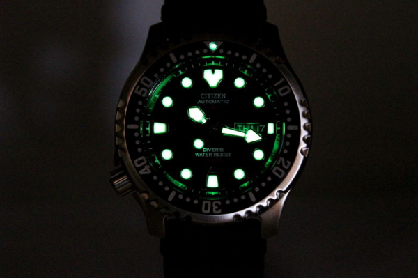 "Ceas Citizen Promaster Automatic Diver""s NY0040-09EE 9"