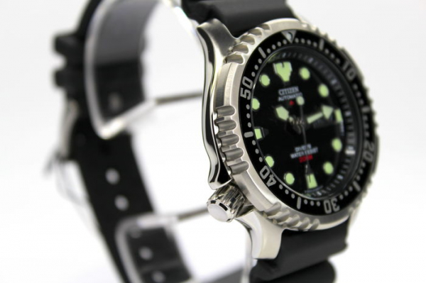 "Ceas Citizen Promaster Automatic Diver""s NY0040-09EE 5"