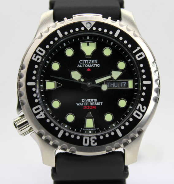 "Ceas Citizen Promaster Automatic Diver""s NY0040-09EE 4"